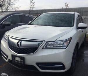 2016 Acura MDX Technology Package TECHNOLOGY PACKAGE, NAVIGAT...