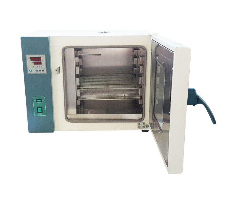 220V 1KW Digital Forced Air Convection Drying Oven Draught Drying Cabinet 1.5cu