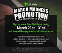 March Madness Promotion