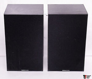 A PAIR OF BOSTON A-40 + A PAIR OF A-70 SPEAKERS