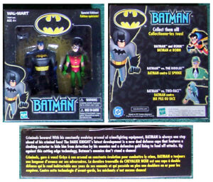 Batman & Robin Animated: Walmart Exclusive Special Edition