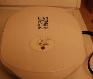 George Forman Lean Mean Fat Grilling Machine