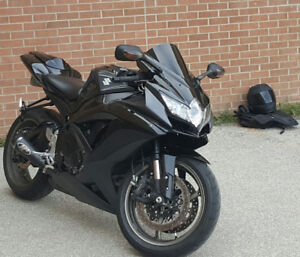 2009 gsxr 750 for sale, will sell for bitcoin.