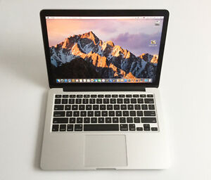 "2014 • 13"" MacBook Pro Retina • 2.6GHz/8GB/128GB • Apple-tested"