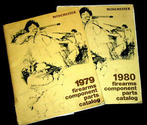 Winchester  Parts Catalogues 1979 & 1980