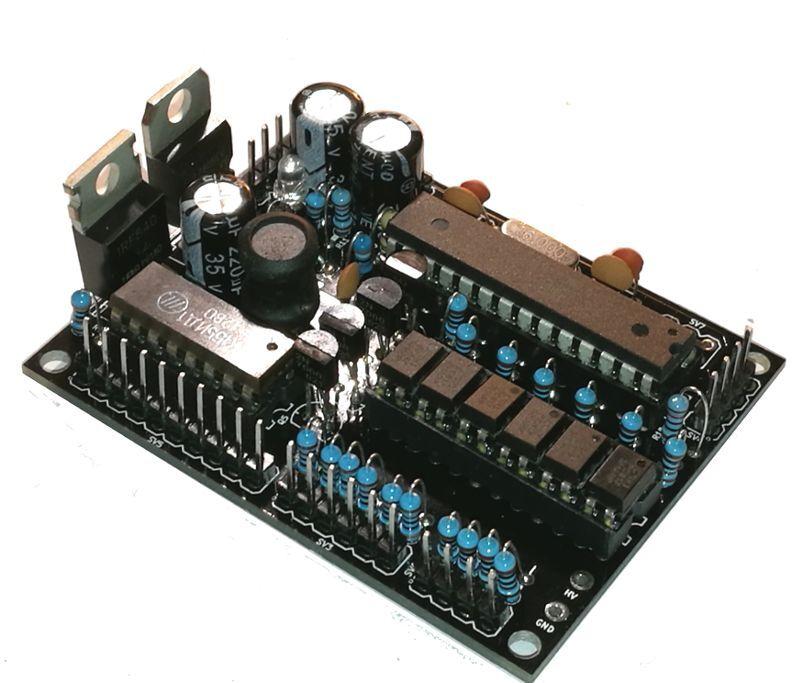 6 Digit Nixie Clock Kit, Easy Build, No Tubes, Open Source Arduino