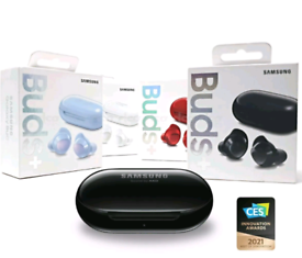 SAMSUNG BUDS WIRELESS HEADPHONES WITH CHARGING CASE ONLY £25 (new)