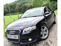 Audi A4 2.0TDI 140**S Line Diesel**2Owners,SATNAV,Outstanding Example!**