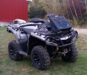 Can am outlander 1000xt
