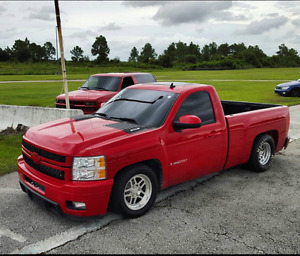 i am looking for a 2011 body style Chevy Silverado