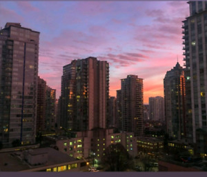 Room mate needed DT Vancouver . Master bedroom available