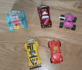 Toy cars, vw cars, set of toy cars