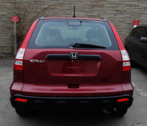 2007 Honda CRV. Accident free car with safety.