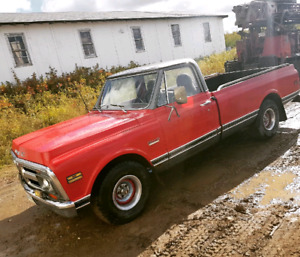 Looking for 2 doors for a 72 gmc c10 pickup