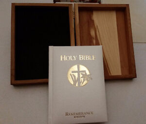 Holy Bible Remembrance Edition