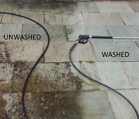 Pressure Washing - Houses, Patios, Fences & More!