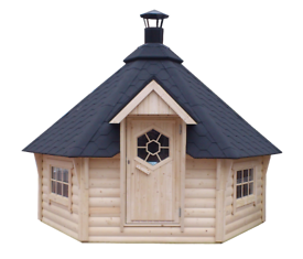 Shed / summer house / bbq hut