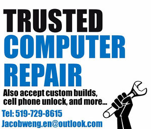 KW's Trusted Computer Repair Service - Fix All Issues