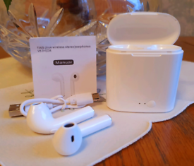 NEW WIRELESS EARPODS FOR SALE (3 FOR£10