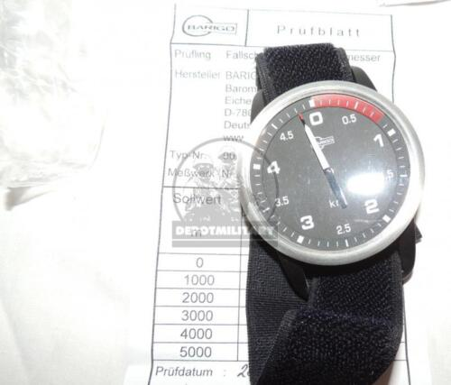 BARIGO PARA 90SB ALTIMETER USED BY RUSSIAN SPETSNAZ IN PARATROOPER OPERATIONS