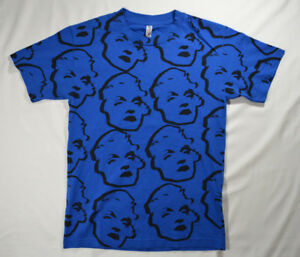 MADONNA Official Boy Toy T-shirt Blue Mens Small / Womens Medium