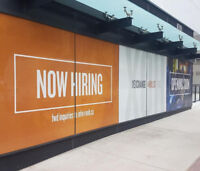 Cooks Wanted:  The Exchange on Hollis