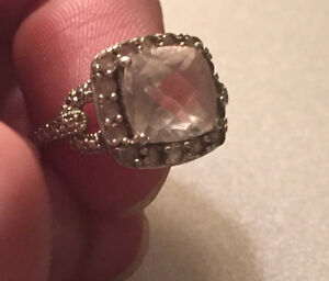 Mappins Sterling Silver Size 5 Ring $30