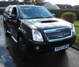 Isuzu Rodeo 2.5 Rodeo Denver 2007 57 reg with 123k miles