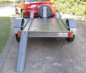 Brand New 3 Bike Trailer with Rego and Ramp Bracken Ridge Brisbane North East Preview