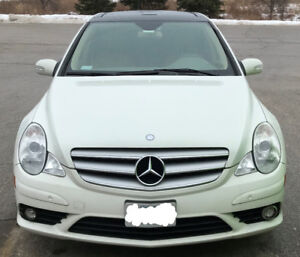 2008 Mercedes-Benz R-Class 3.5L SUV, Crossover 4 Matic