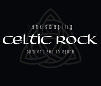 Landscaping- Interlock, natural stone, fences and decks.