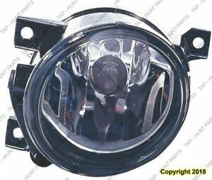 Fog Lamp Driver Side High Quality Volkswagen GTI 2006-2009