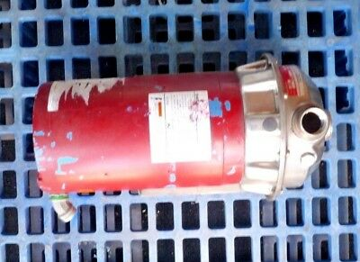Bell Gossett 1am094 3530 Series Close Coupled Pump With Emerson 3 Phase Motor