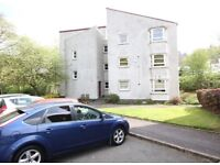 One bedroom flat in Hillfoot, Bearsden Glasgow. Amazing location by Hillfoot train station