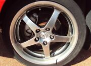 WANTED: Rodney Jones Racing RJR Tremor 19 inch wheels Ford BA BF FG Coromandel Valley Morphett Vale Area Preview