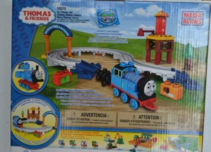 Thomas and Friends Go Thomas Go Mega Bloks set #10570 - new