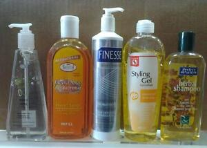 Shampoo, Hand Sanitizer, Anti Bacterial Soap, Conditioner