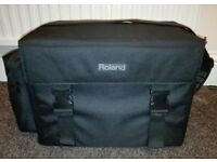 Roland AC60 compact stereo acoustic amplifier in mint condition .