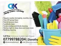 D&K CLEANING SERVICE