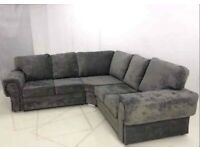 HIGH QUALITY 🧧 NEW VERONA CORNER & 3+2 SOFA IN STOCK ✌ CASH ON DELIVERY 🚚