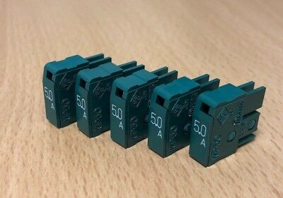 Daito Mp50 5.0a Fuse 125v Brand New Lot Of 5 Free Shipping