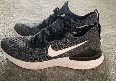 Nike Epic React Flyknit 2 Size UK 11 WORN ONCE. RRP £149