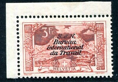 SCHWEIZ BIT 1923 12 * BOGENECKE ungebraucht RR 280€++(S3264