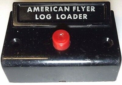 Used, American Flyer No. XA10961-AB Log Loader Control Box for No. 714 or 717 Log Car  for sale  De Pere