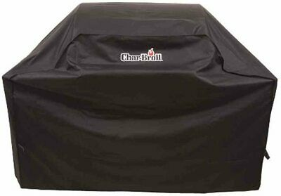Char-Broil 140 765 - Universal 2-3 Burner Gas Barbecue Grill Cover, Black.
