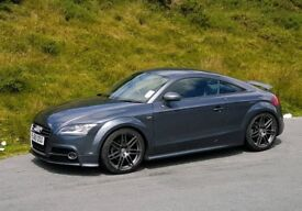 Audi TT 2.0 TFSI Black Edition 3dr