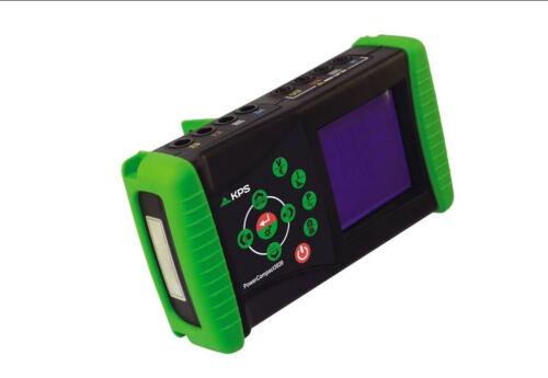 KPS POWERCOMPACT3020 Power Quality Analyzer 3 Phase PQA Harmonics 3000A Clamps