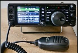 Yaesu FT991 160m - 6m 100W, 2m and 70cm 50W all mode transceiver