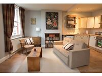 Short term rental of furnished flat in centre of Cheltenham to include all bills.