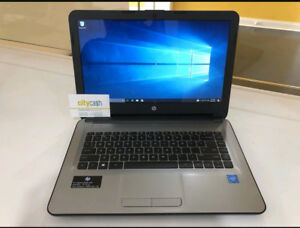 HP 14 inch Notebook 14-AM0885TU West Croydon Charles Sturt Area Preview